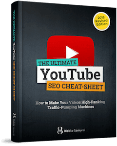 Free Cheat Sheet For YouTube SEO to Get Your Videos Ranking High in 2018